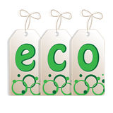 Banner on the theme of ecology Royalty Free Stock Images