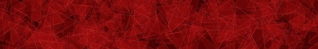 Banner Of Translucent Spirals Stock Vector - Illustration of
