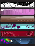Banner Vector Stock Images