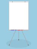 Banner vector white board Stock Images