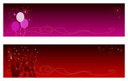 banner święto Obraz Royalty Free