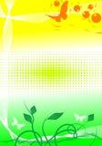 Banner2 abstrato Imagens de Stock Royalty Free