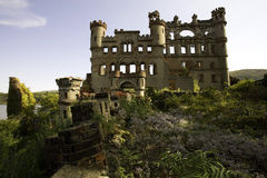 Bannerman Castle Front View Royalty Free Stock Images