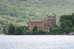 Bannerman Castle Royalty Free Stock Photography