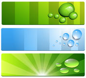 Banners vector illustration