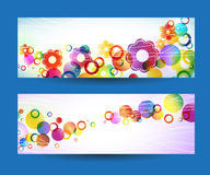 Banners 3 Stock Photography