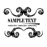 Banners. Abstract background, beautiful vector illustration Royalty Free Stock Photo