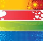 Banners Stock Afbeeldingen