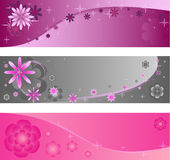 Banners, backgrounds Stock Photo