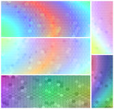 Banners and Backgrounds for Websites or Other Royalty Free Stock Photos