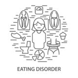 Banners for eating disorder