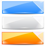 Banners - Frames Stock Images