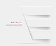 Banners free 19.08.2013. Banner background. White line illustration and design Stock Images