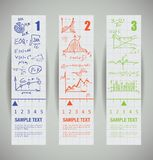 Banners Stock Image