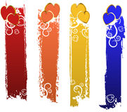 Banners set Stock Photo