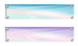 Banners Royalty Free Stock Images
