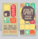 Banners for travels Royalty Free Stock Photo