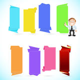 Banners Vectors Stock Photo