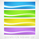 Banners for web. (Vector collection11) Stock Photo