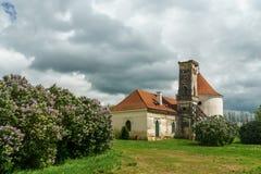Bannfy-Schloss Stockbilder