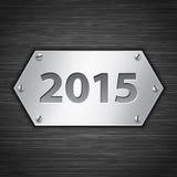 bannière 2015 Image stock