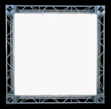 Bannière blanche Image stock