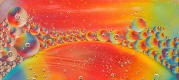 Bannière de bulle Images libres de droits