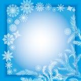 Bannière de Noël, calibre Image stock