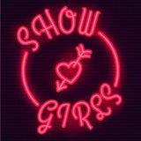 Bannière de nuit de disco Image stock