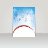 Bannière médicale pour le Web ou la copie. Photo stock