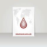 Bannière médicale pour le Web ou la copie. Images libres de droits