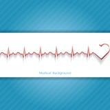 Bannière médicale pour le Web ou la copie Photographie stock