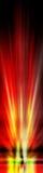 Bannière verticale d'explosion Images libres de droits