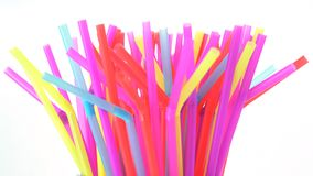 Free Banning Plastic Straws Enviromental Concerns Concept. Stock Images - 121678934