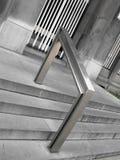 bannister σύγχρονος Στοκ φωτογραφία με δικαίωμα ελεύθερης χρήσης