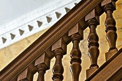 Bannister Stock Photo