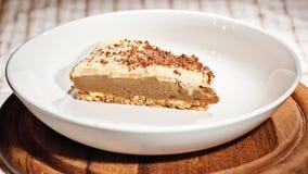 Banoffee Pie royalty free stock photos