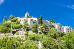 Banon, Провансаль, Франция стоковое фото rf