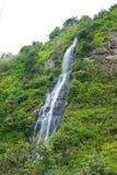 Banos, cascada de Ecuador Imagenes de archivo