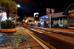Banos de Agua Santa, Ecuador Royalty Free Stock Photo