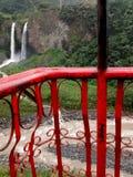 Banos De Agua Santa, Ekwador Fotografia Stock