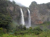 Banos De Agua Santa, Ekwador Zdjęcia Royalty Free