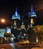 Banos De Agua Santa, Ekwador Obrazy Royalty Free