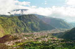 Banos, Ecuador Royalty Free Stock Images