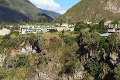 Banos, Ecuador Stock Photos