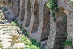 banotubani Bezirk in der alten Stadt von Tiflis Es ist Bezirk w Lizenzfreie Stockfotografie