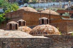 banotubani Bezirk in der alten Stadt von Tiflis Es ist Bezirk w Stockfotografie