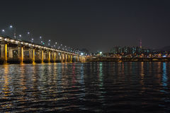 Banpo Bridge Stock Photography
