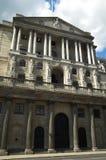 Banque d'Angleterre Images libres de droits