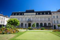 Banque de France στο Angouleme, Γαλλία Στοκ εικόνες με δικαίωμα ελεύθερης χρήσης